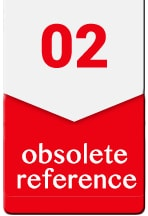 obsolete reference